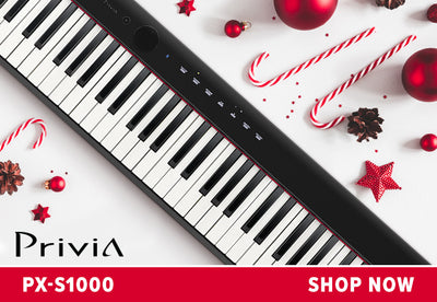 Play this! Casio Keyboard Holiday Price Drops! Don't wait, stock is limited!