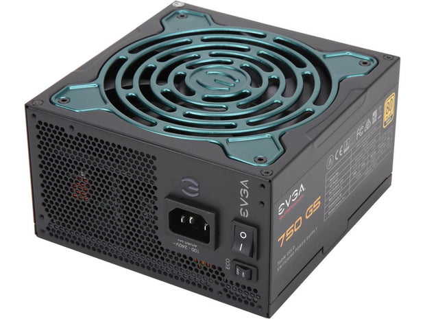 EVGA SuperNOVA G5 750W Gold 80+ Power Supply