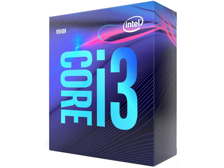 Intel Core i3-9100 Coffee Lake 4-Core 3.6 GHz