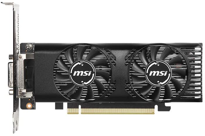 MSI Gaming GeForce GTX 1650 Low Profile GPU