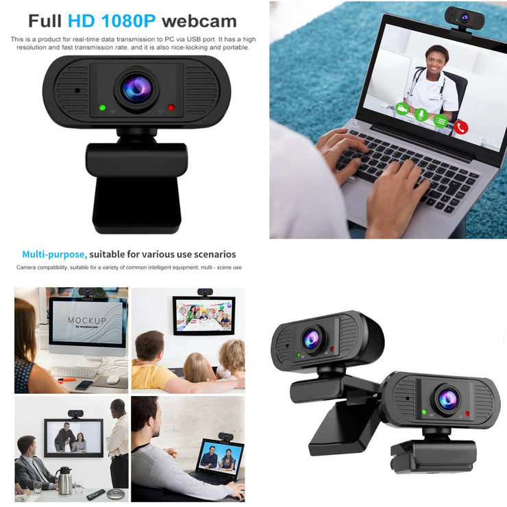 1080p PC Webcam