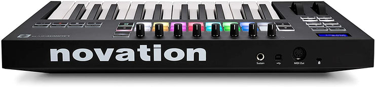 Novation Launchkey 25 MKIII MIDI Controller For Ableton