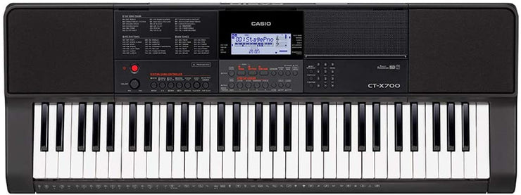Casio CTX-700 Keyboard