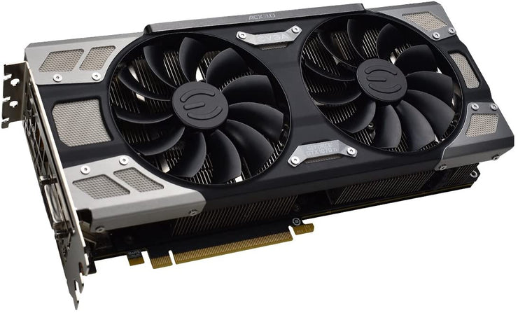 EVGA GeForce GTX 1070 Ti FTW ULTRA GPU