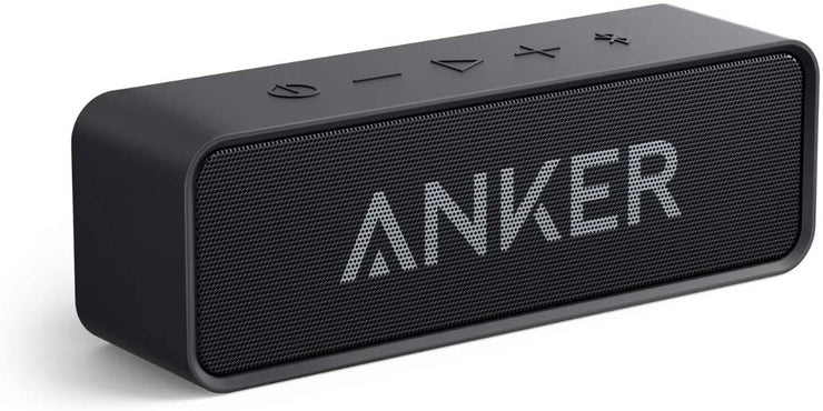Anker Soundcore Bluetooth Speaker with IPX5 Waterproof and Stereo Sound