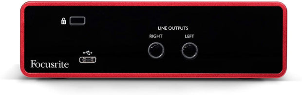 Scarlett Solo Audio Interface