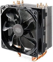 Cooler Master Hyper 212 LED CPU Air Cooler,  4 CDC Heatpipes, 120mm PWM Fan