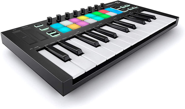 Novation Launchkey Mini MIDI Controller for Ableton