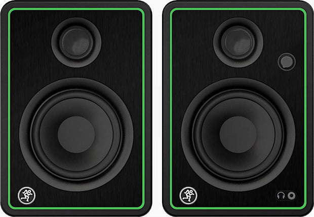 "Mackie CR3-XBT 3"" Monitor Speakers with Bluetooth (Pair)"