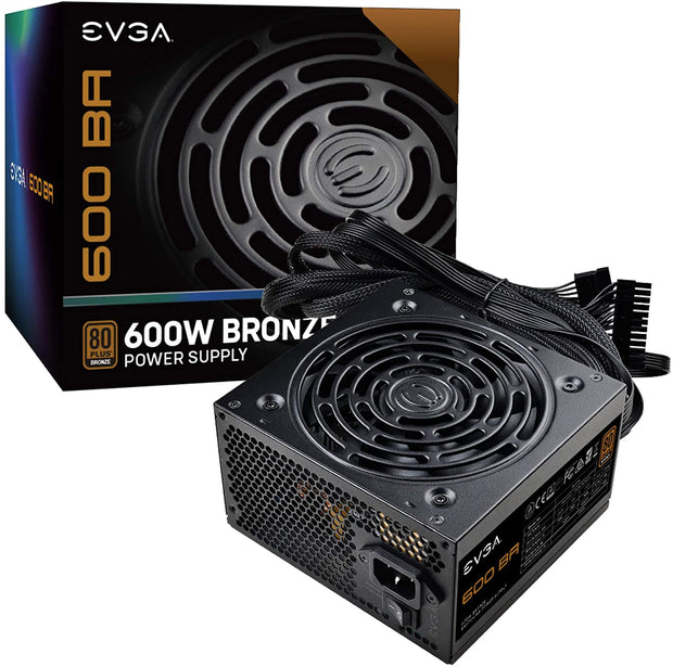 EVGA 600W Bronze 80+ Power Supply