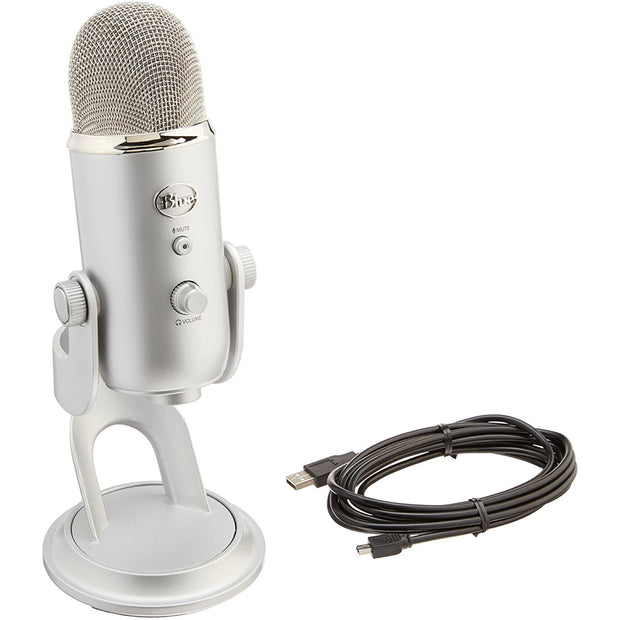 Blue Microphones Yeti Studio All-In-One Professional Recording System