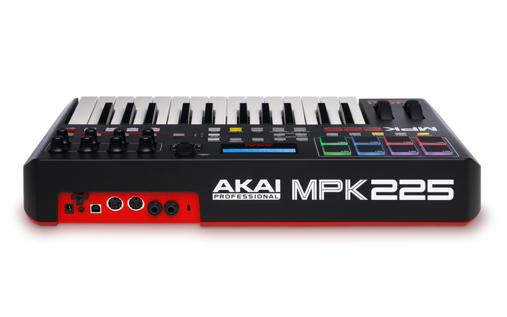 MPK225 Performance Keyboard Controller