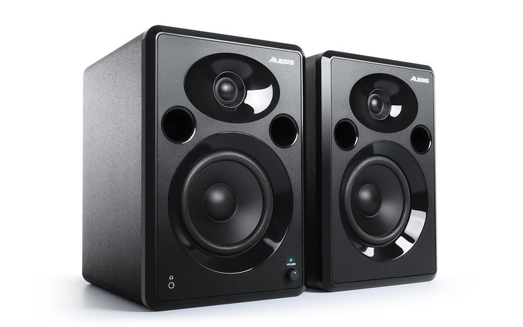 Alesis Elevate 5 MKII Powered Desktop Studio Speakers  (pair)