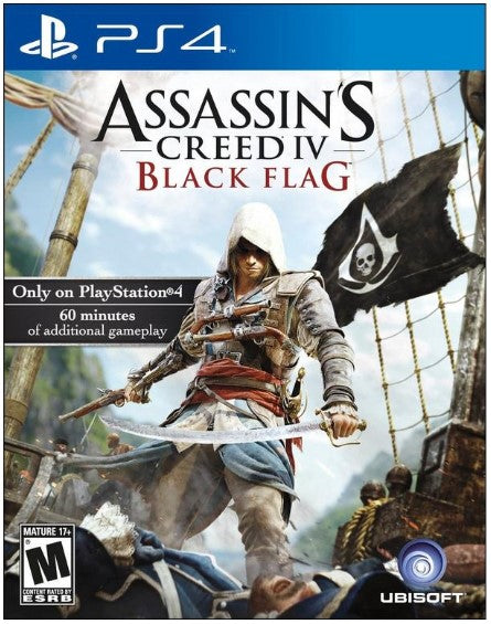 Assassin's Creed 4: Black Flag PS4