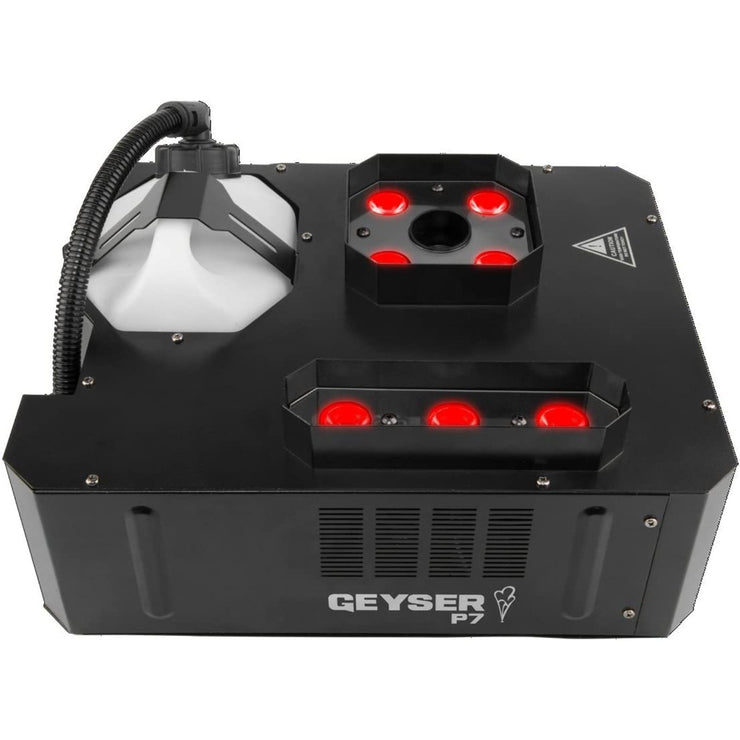 Chauvet DJ Geyser P7 Fog Geyser Effects Machine