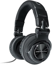 DENON DJ HP1100 Headphones (Black)