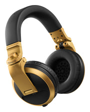 Pioneer DJ HDJ-X5BT Headphones (Gold/Black)