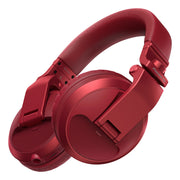 Pioneer DJ HDJ-X5BT Headphones (Red)