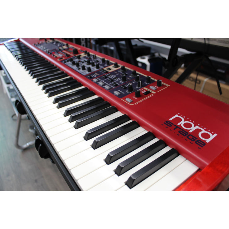 Nord Stage Revision B 88 Key Electric Piano (Used)