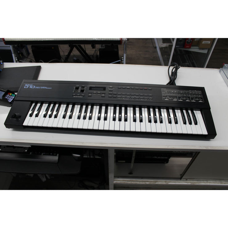 Roland D-10 Synthesizer (Used)