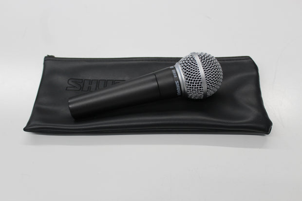 Sure SM85 Microphone w/ Bag(Used)