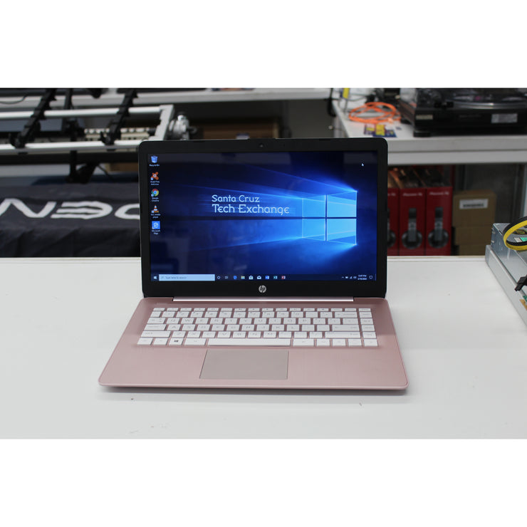 "HP Stream 14"" Laptop (Rose Gold)"