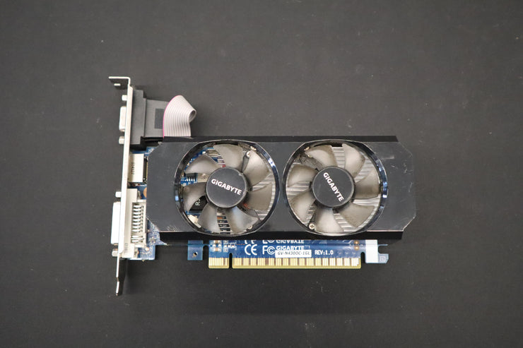 Gigabyte GT 430 Graphics Card 1GB DDR3 (Used)