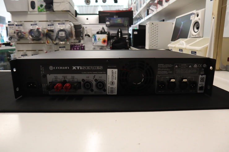 Crown XTI Professional Amplifier