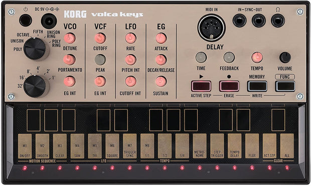 KORG VOLCA KEYS Analogue Loop Synth