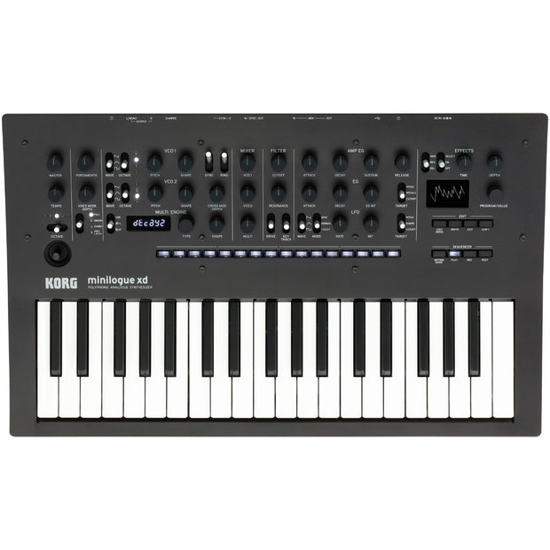 KORG MINILOGUEXD Polyphonic Analogue Synthesizer