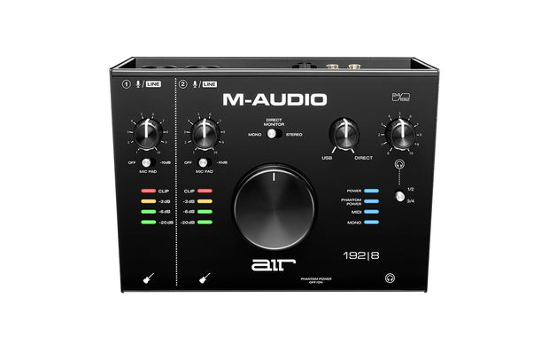 M-Audio AIR 192 | 8 Audio/MIDI Interface