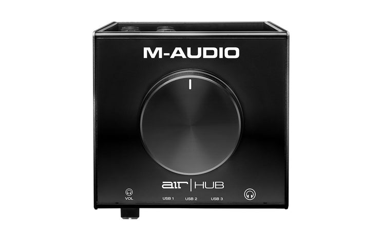 M-Audio Air Hub - USB Monitoring Interface with Built-In 3-Port Hub