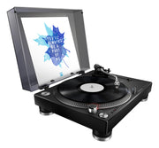 Pioneer DJ PLX-500-K High-Torque, Direct Drive Turntable