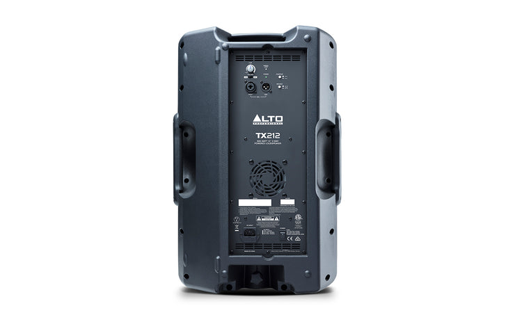 Alto TX212 600-WATT 12-INCH 2-WAY POWERED LOUDSPEAKER