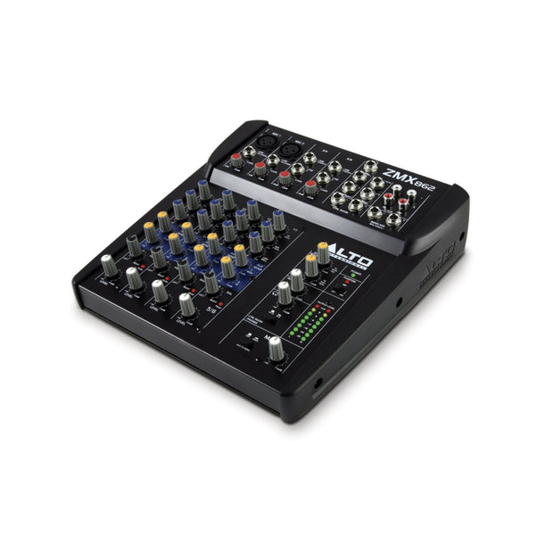 Alto ZMX862 6-Channel Compact Mixer