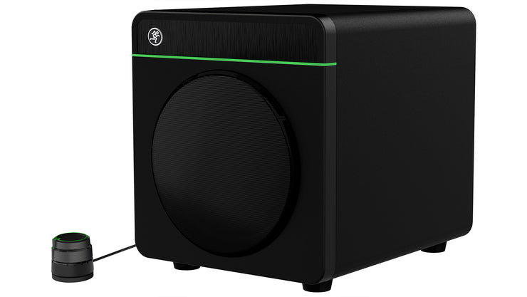 "Mackie CR8S-XBT 8"" Multimedia Subwoofer with Bluetooth and CRDV"