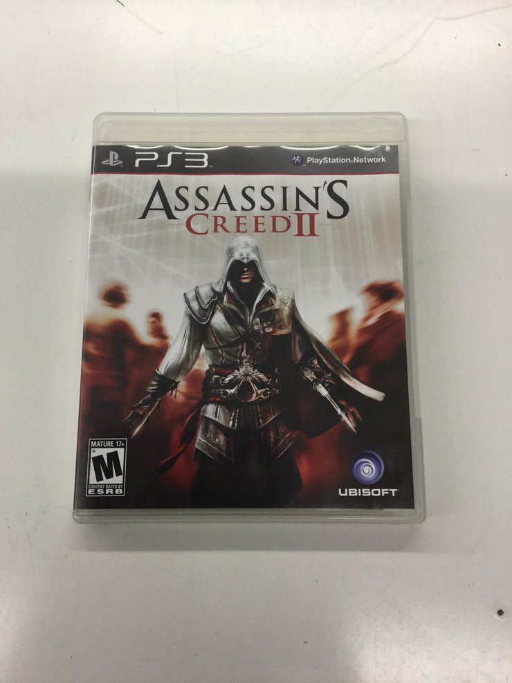 Assassin's Creed II -PS3