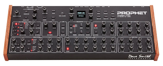 Prophet Rev2 Desktop Polyphonic Analog Synthesizer