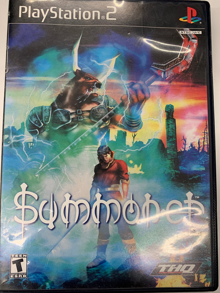 Summoner - PS2
