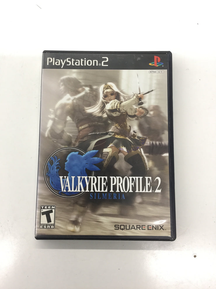 Valkyrie Profile 2: Silmeria - PS2