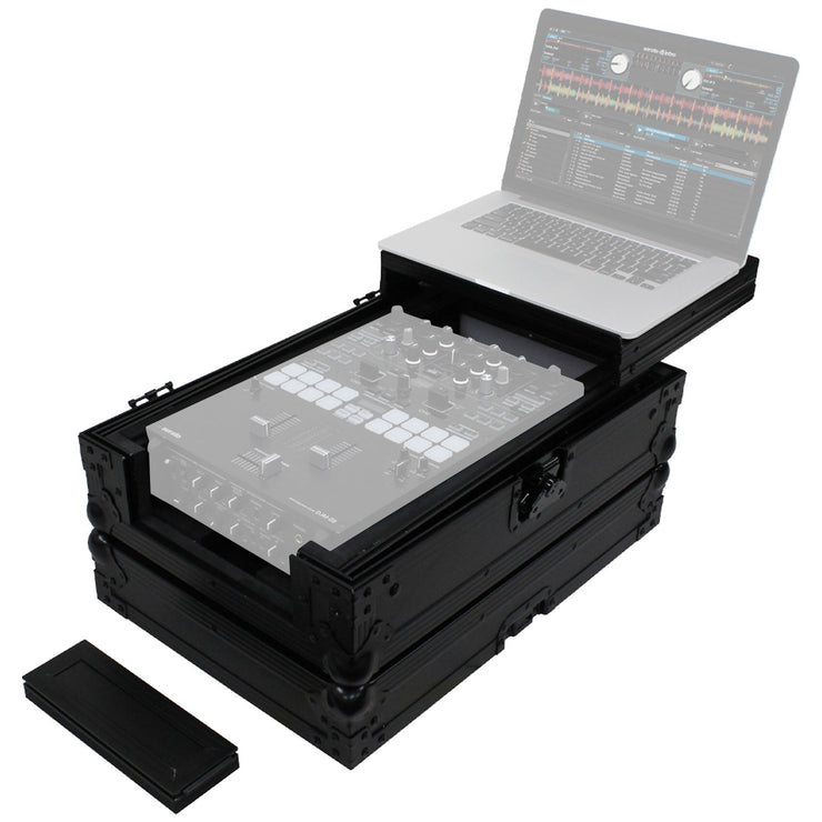 "Low Profile Universal 10"" Mixer Case (Black)"