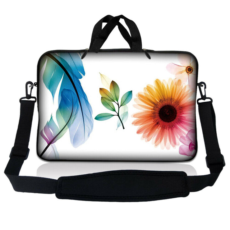 "13"" Laptop bag (Flower Design)"