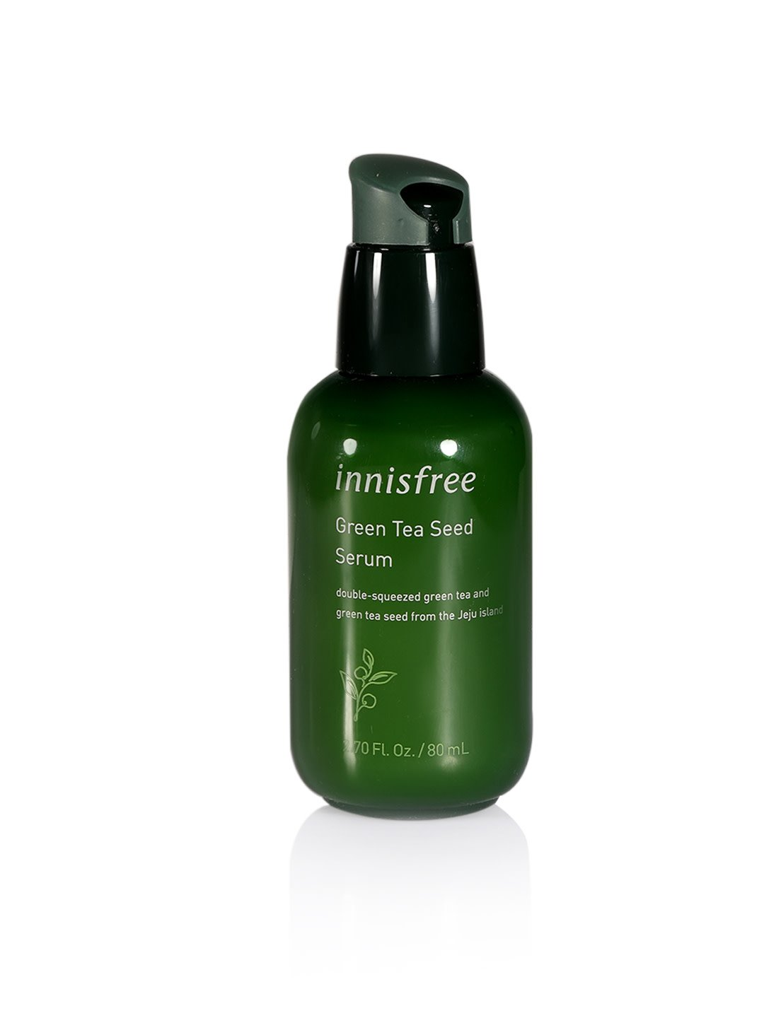 INNISFREE Green Tea Seed Serum 80ml - misumicosmeticsuk