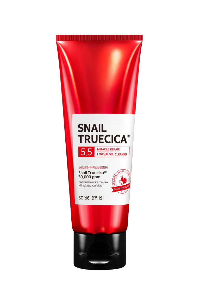 SOMEBYMI Snail Truecica Miracle Repair Low Ph Gel Cleanser 100 ml - misumicosmeticsuk