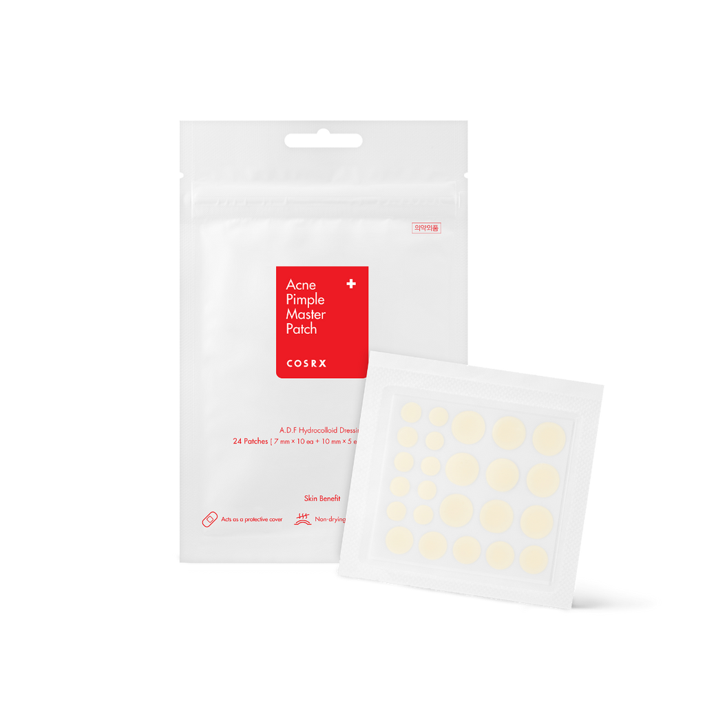 COSRX Acne Pimple Master Patch 24patches - misumicosmeticsuk