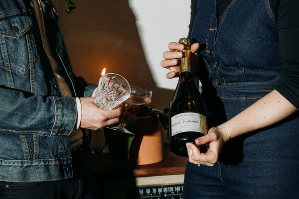 How to Read a Champagne Label