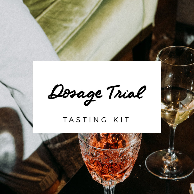 Dosage Trial Tasting Kit