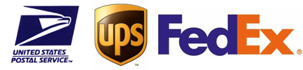 Image result for ups fedex usps png