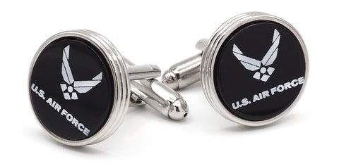US Air Force Emblem Cufflinks