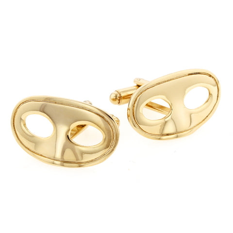Mardi Gras Mask Cufflinks